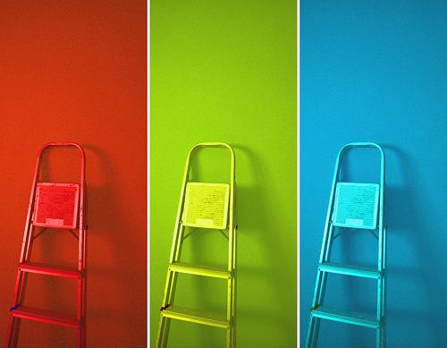 Как правильно использовать цвета в интерьере?