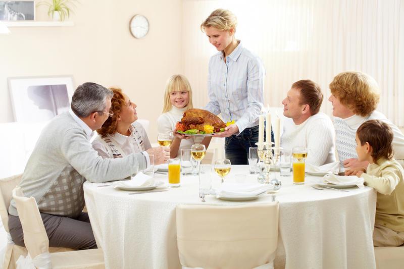 Как правильно встретить гостей?