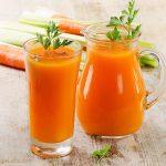 Как правильно пить морковный сок?
